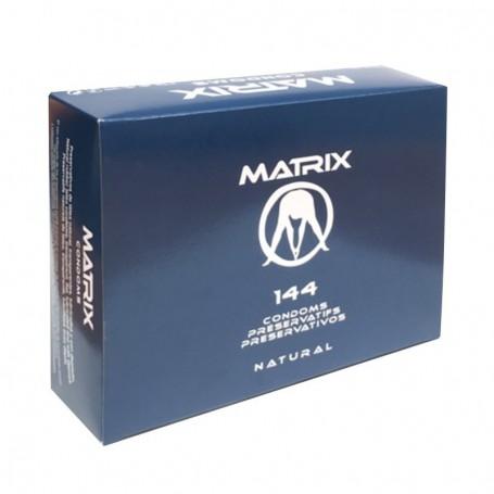 Kondomy MATRIX NATURAL 144 ks