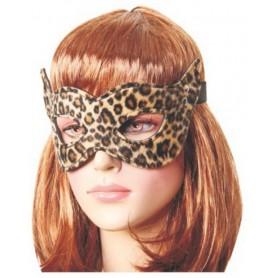 Maska na oči s otvory EXTREME LEOPARD