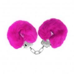 Pouta LOCK UP YOUR LOVER pro ženy růžové