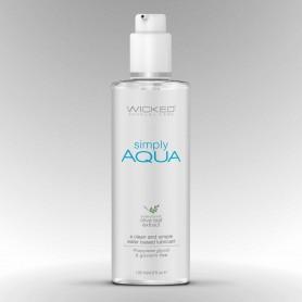 Lubrikační gel WICKED SIMPLY AQUA 120 ml