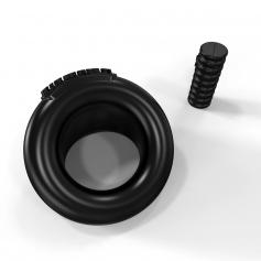 Erekční kroužek Bathmate VIBE RING STRENGTH vibrační