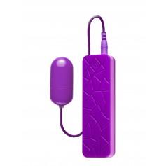 Vibrační vajíčko NMC MINI BULLET fialové