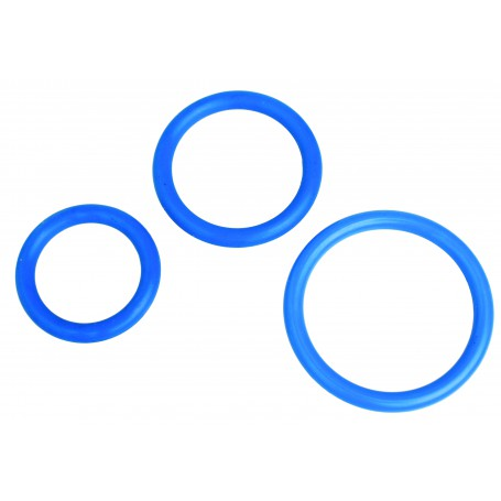 Kroužky na penis SADA 3 ks