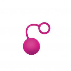 Vaginální činka INYA Cherry Bomb pink