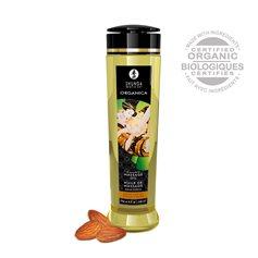 Masážní olej SHUNGA Kissable Massage Oil ALMOND SWEETNESS 240 ml