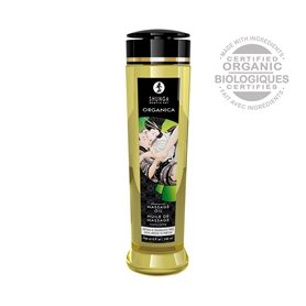 Masážní olej SHUNGA Massage Oil NATURAL 240 ml