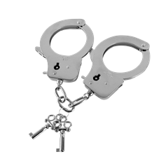 Pouta GP METAL HANDCUFFS