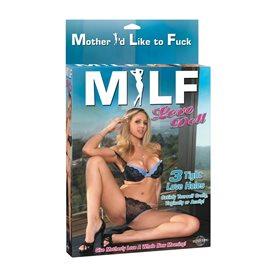 Panna nafukovací MILF