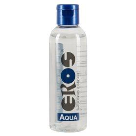 Lubrikační gel EROS AQUA WATER BASED 100 ml