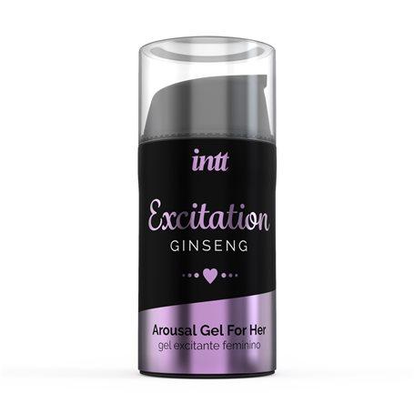 Gel INTT Excitation Arousal 15 ml