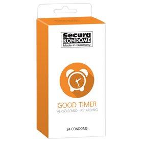 Kondomy Secura GOOD TIMER 24 ks