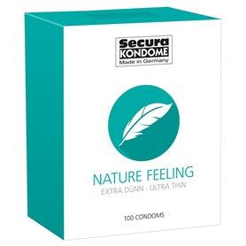 Kondomy Secura NATURE FEELING 100 ks
