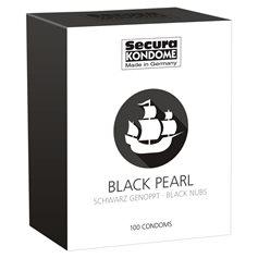 Kondomy Secura BLACK PEARL 100 ks