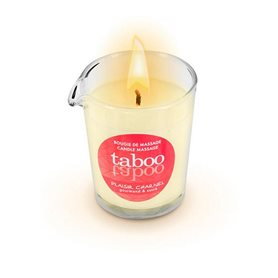 Svíčka masážní RUF Taboo WOMAN PLAISIR CHARNEL 60 g