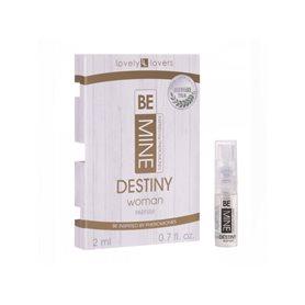 Parfém s feromony BeMINE DESTINY pro ženy 2 ml