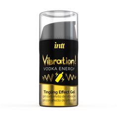 Gel INTT Vibration! Vodka Energy Tingling Gel 15 ml