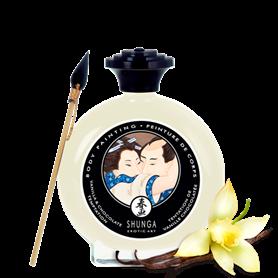 Barva na tělo SHUNGA BODY PAINTING Vanilla & Chocolate 100 ml