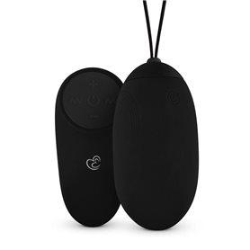 Vibrační vajíčko EasyToys BIG VIBRATING EGG black