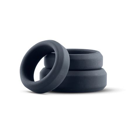 Kroužky na penis Boners 3 Ring Kit
