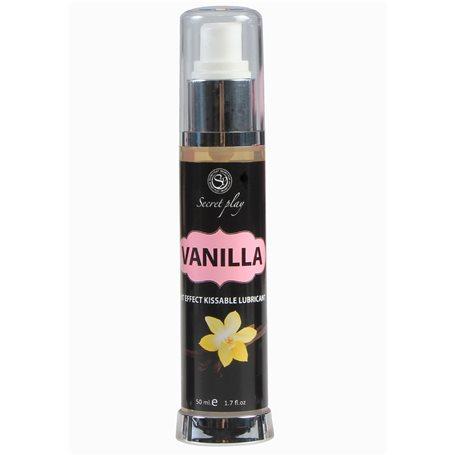 Lubrikační gel Secret Play HOT EFFECT vanilla 50 ml