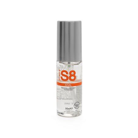 Lubrikační gel S8 Anal Lube 50 ml