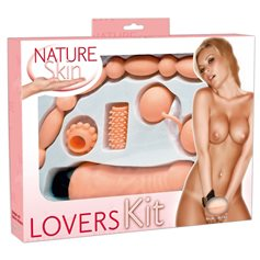 Sada LOVERS KIT nature skin