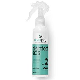 Čisticí přípravek COBECO CleanPlay DISINFECT 80S 150 ml