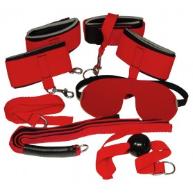 Bondage set RED GIGANT
